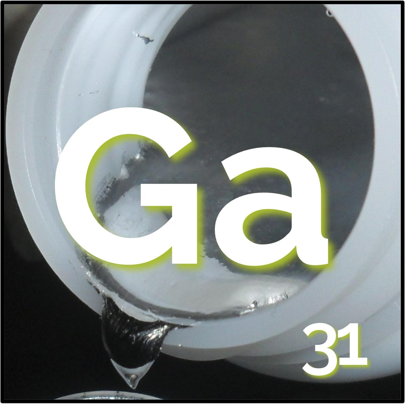 Gallium price, Gallium supplier, gallium metal for sale, purchase gallium