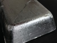 cast indium ingots