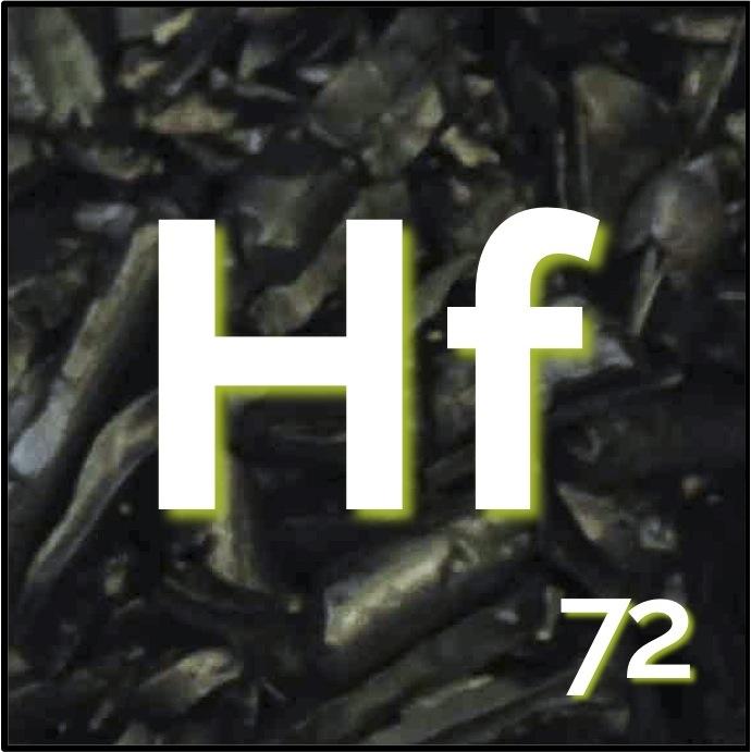 hafnium metal