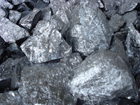 metallurgical grade silicon metal